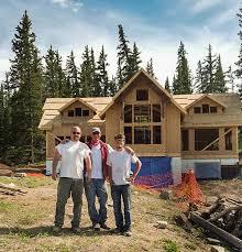 frame house diy timber frame we come we teach you build timberbuilt