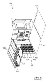 patent us8393455 coin processing device having a moveable coin