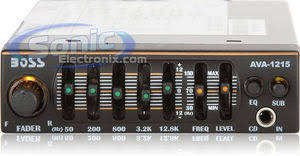 boss ava 1215 ava1215 equalizers sonic electronix