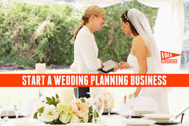 wedding planner business starting a wedding planning business
