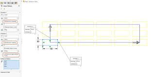 solidworks linear pattern why is my solidworks sketch pattern under defined