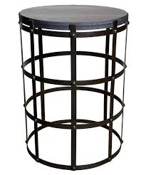 Faux Stone Patio by Side Table Stone Top Patio Side Table Fossil Stone Coffee Table