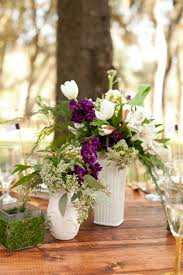 Purple And White Wedding Rustic Chic Champagne And Purple Wedding Inspiration Every Last