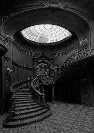 dark mansion decor staircase victorian gothic victorian gothic