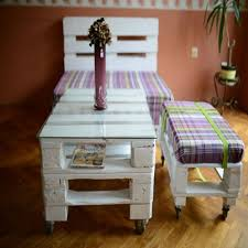 Pallet Furniture Ideas Unique Pallets Furniture Set Pallet Ideas Recycled Upcycled