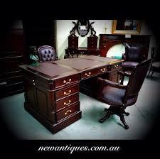 Partner Desk Home Office Partner Desk 180cm Traditional Home Office Melbourne By