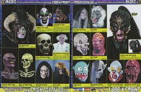 Halloween Monster Masks by Blood Curdling Blog Of Monster Masks March 2013