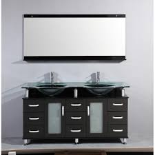Wall Mounted Bathroom Cabinet by Wall Mounted Bathroom Cabinets 15 60 Inch Double Sink Bathroom