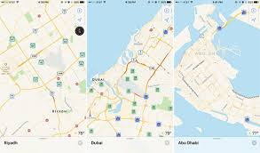 arab countries map apple maps expands into middle east with traffic for saudi arabia
