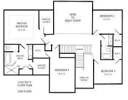 free floor plans for homes simple floor plan home plans