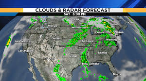 Colorado Weather Forecast Map by Metro Detroit Weather Forecast Honing In On The Easter