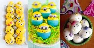 egg decorations 20 easter egg decorating ideas total survival