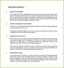 16 simple contract academic resume templatesimple contract