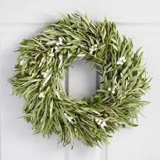 wreaths and garland world market