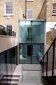 Glass Box House Glass Box Extension By Iq Glass Contemporary House Extensions