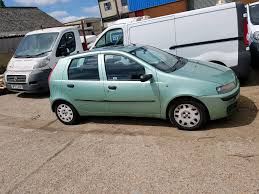 fiat punto 2002 fiat punto 2002 automatic 1 2 elx in north finchley london