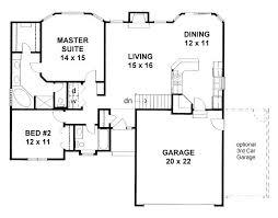 best 2 house plans 2 car garage sq ft best 2 bedroom house plans ideas on 2 bedroom