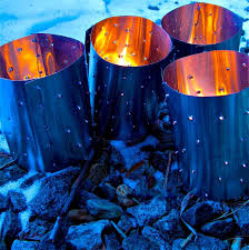 luminous lanterns u0026 torches set gardens all aglow u2026 the gardener u0027s eden