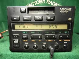lexus sc300 handling lexus sc400 sc300 nakamichi cassette radio with aux input le008