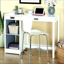 counter height desk with storage counter height desk home office desk with storage counter height