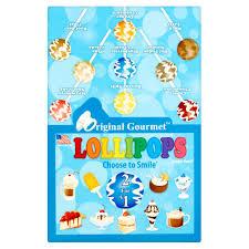 halloween swirl lollipops original gourmet cream swirl lollipops 1 1 oz 48 count walmart com