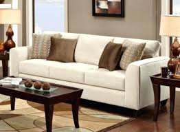 Accent Chair With Brown Leather Sofa Beige Color Leather Sofa Chelsea Home Rawhide Top Grain And