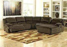 chaise lounge with recliner double sectional sofa with recliner