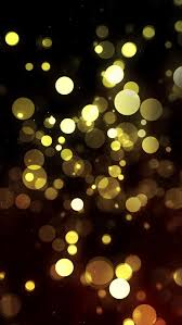 wallpaper iphone gold hd abstract golden bokeh the iphone wallpapers