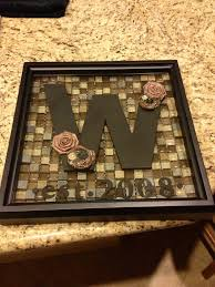 letters on tile again best housewarming gift ever made some