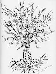 acacia tree tattoo sketch pictures to pin on pinterest tattooskid