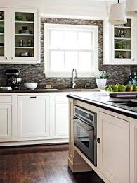 Kitchen White Cabinets Black Appliances Kitchen White Cabinets Amp Black Appliances Design Ideas