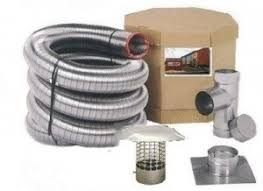 Fireplace Pipe For Wood Burn by The Best Chimney Liner Kits Reviewed Finest Fires
