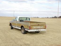 Old Ford Truck Bumpers - the 1970 truck page