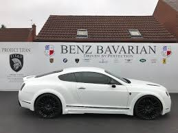 bentley 2017 white bentley continental gt titan 6 0 benz bavarian of derby