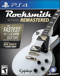 amazon black friday 2014 ps4 amazon com rocksmith 2014 edition remastered playstation 4