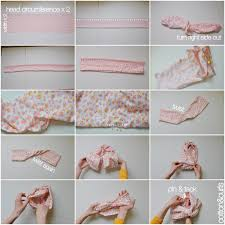 baby headband diy 3 diy turban tutorials