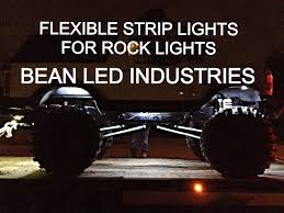 lifted ford bronco with rock lights lifted suv s with bean led