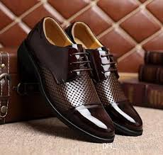 wedding shoes for of the groom new style wedding shoes groom shoes hollow out shoes