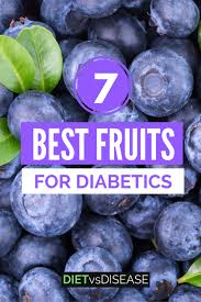7 of the best fruits for diabetics based on sugar and nutrients