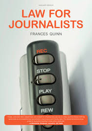 frances quinn law for journalists