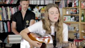 Small Desk Concert Maggie Rogers Reimagines Debut Hits In Tiny Desk Concert