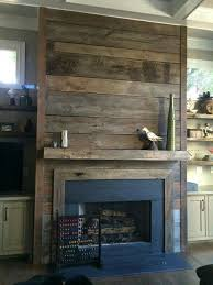 Fireplace Surround Ideas Best 25 Wood Fireplace Surrounds Ideas On Pinterest Reclaimed
