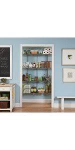 amazon com rubbermaid configurations custom closet deluxe kit