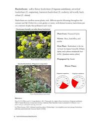 native plant guide somonarchs org native pollinator plants