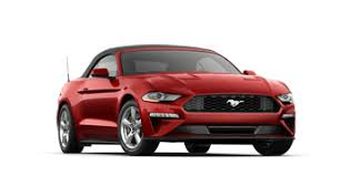 different mustang models 2018 ford mustang sports car models specs ford com