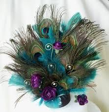 peacock wedding cake topper teal peacock cake top plum purple teal feathers peacock wedding