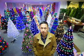 yiwu the chinese city where it u0027s christmas every day china al