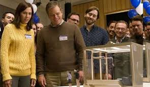 downsizing movie movie review the problems of downsizing are many and aren t small