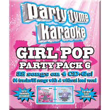 Party Tyme Karaoke Christmas Pack - pop party pack 7 party tyme karaoke