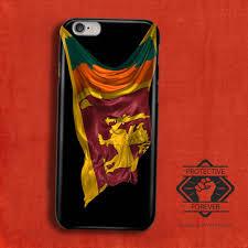 Sri Lanka Flag Lion Cover Souq Mobile Covers In Uae Cover Souq
